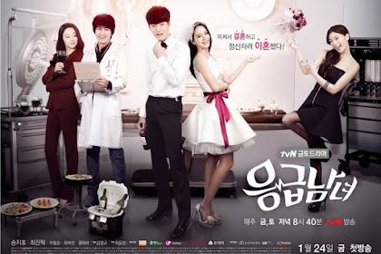 Drama Korea Emergency Couple Subtitle Indonesia