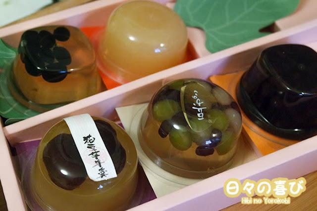 patisseries japonaises agar agar