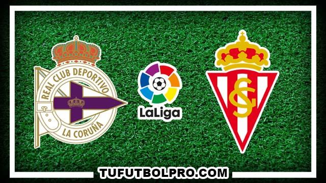 Ver Deportivo vs Sporting Gijón EN VIVO Por Internet Hoy 1 de Octubre 2016