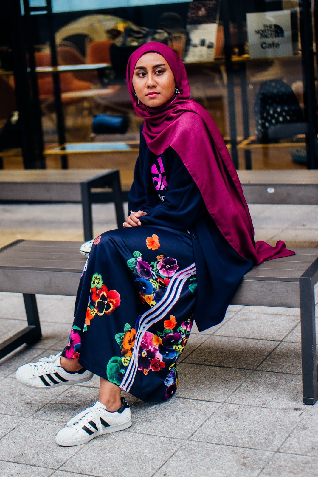 How Hijabis Can Wear Skirts Without Looking Too Girlish
