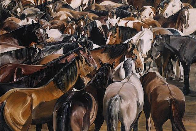 Paul Van Ginkel 1960 Figurative Abstract Painter Tutt