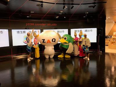 J:COM番組「ご当地サタデー♪」に越谷市が特集されます!