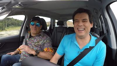 Sérgio Mallandro e Celso Portiolli - Crédito: Divulgação/SBT