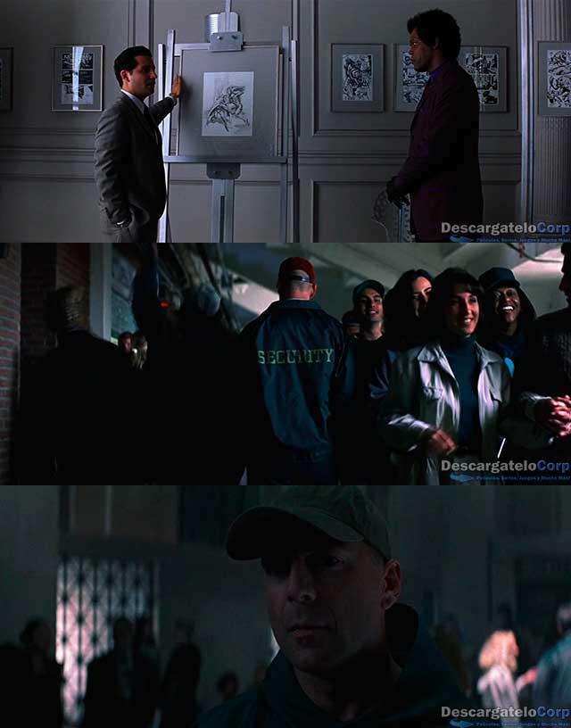 El Protegido (2000) HD 1080p Español Latino