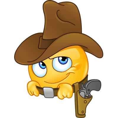Cowboy Smiley