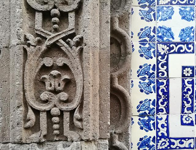 casa de los azujelos, mexico city, znamenitosti