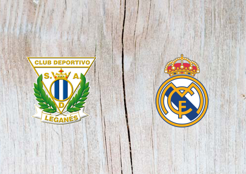 Leganes vs Real Madrid Full Match & Highlights 15 April 2019