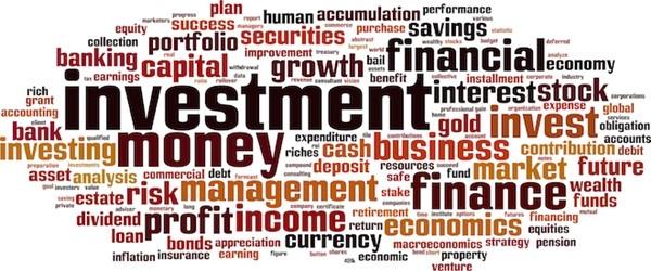 Financial acronym