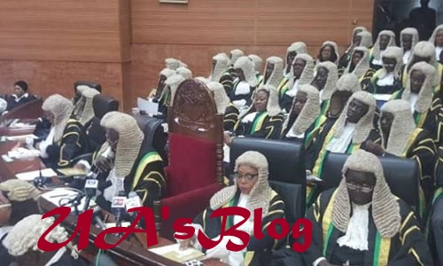 All Pending Political Cases Must Be Concluded By October 31, Says CJ, Justice Adamu Abdu-Kafarati