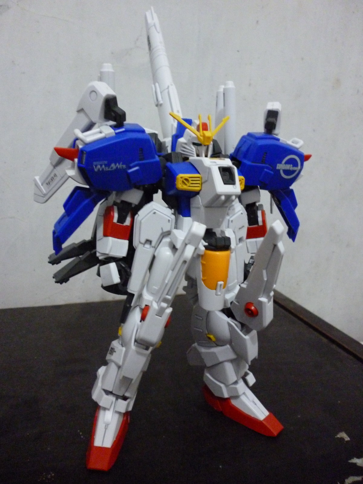 Sketsa Langit: Gunpla - #5 - HGUC Ex-S Gundam Review