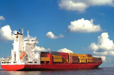 Ilustrasi angkutan cargo dalam perdagangan internasional. Foto : Pixabay.