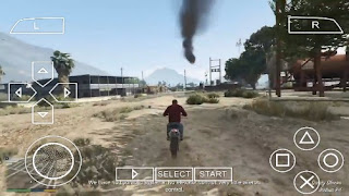 Download GTA v for PPSSPP Android