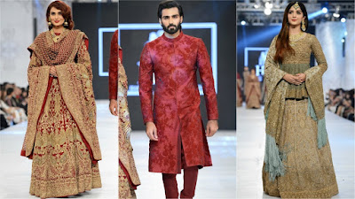 Hsy-kingdom-bridal-wear-dresses-collection-at-plbw-2016-2