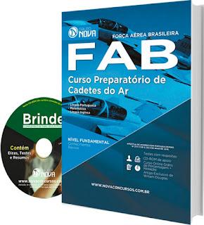 Apostila Força Aérea Brasileira Cadetes do Ar - Aeronáutica do Brasil - FAB.