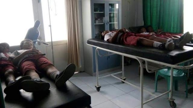 Akibat 25 Siswa SD Keracunan Es Susu, Ini Himbauan Kepolisian Pada Semua Sekolah di Jombang
