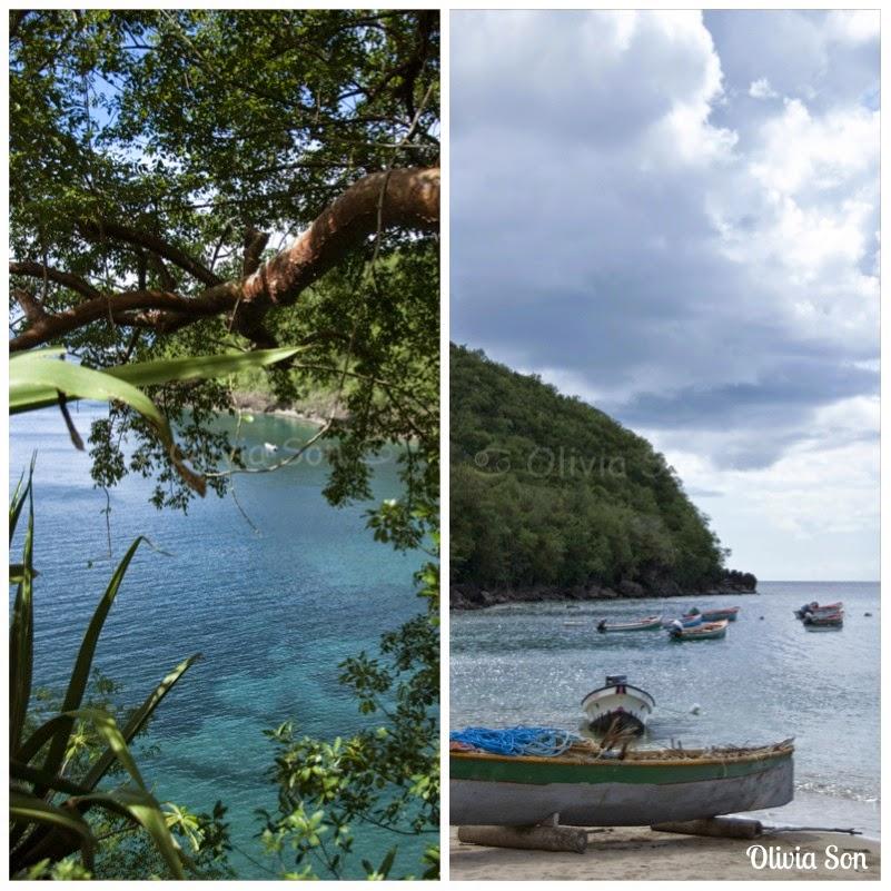 Anse Noire - Anse Dufour