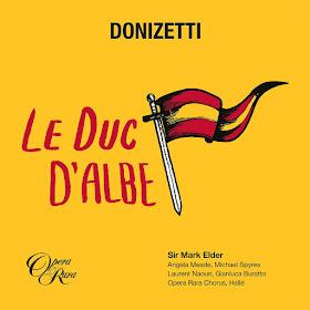 Donizetti - Le duc d'Albe