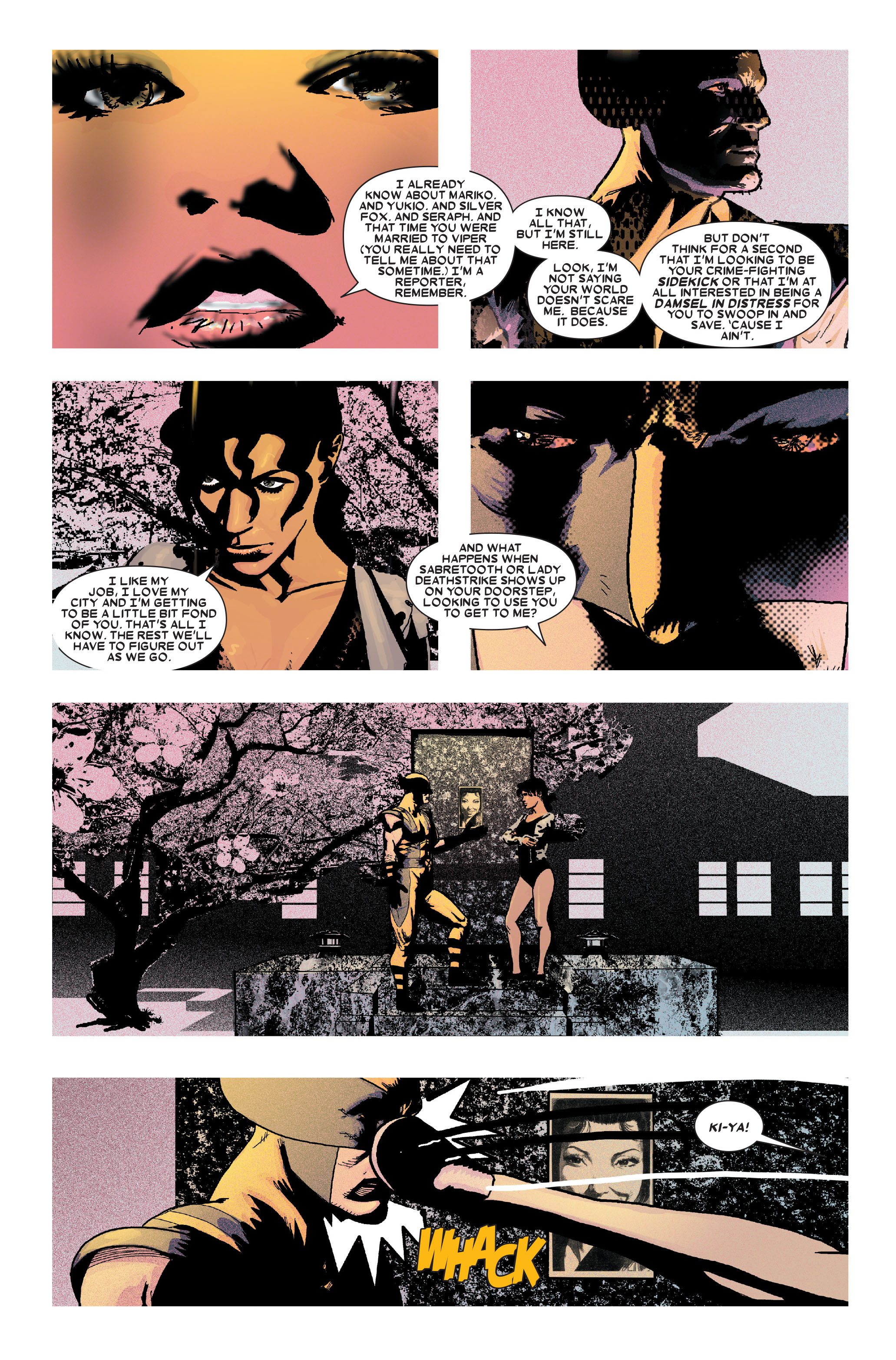 Read online Wolverine: Weapon X comic -  Issue #10 - 17