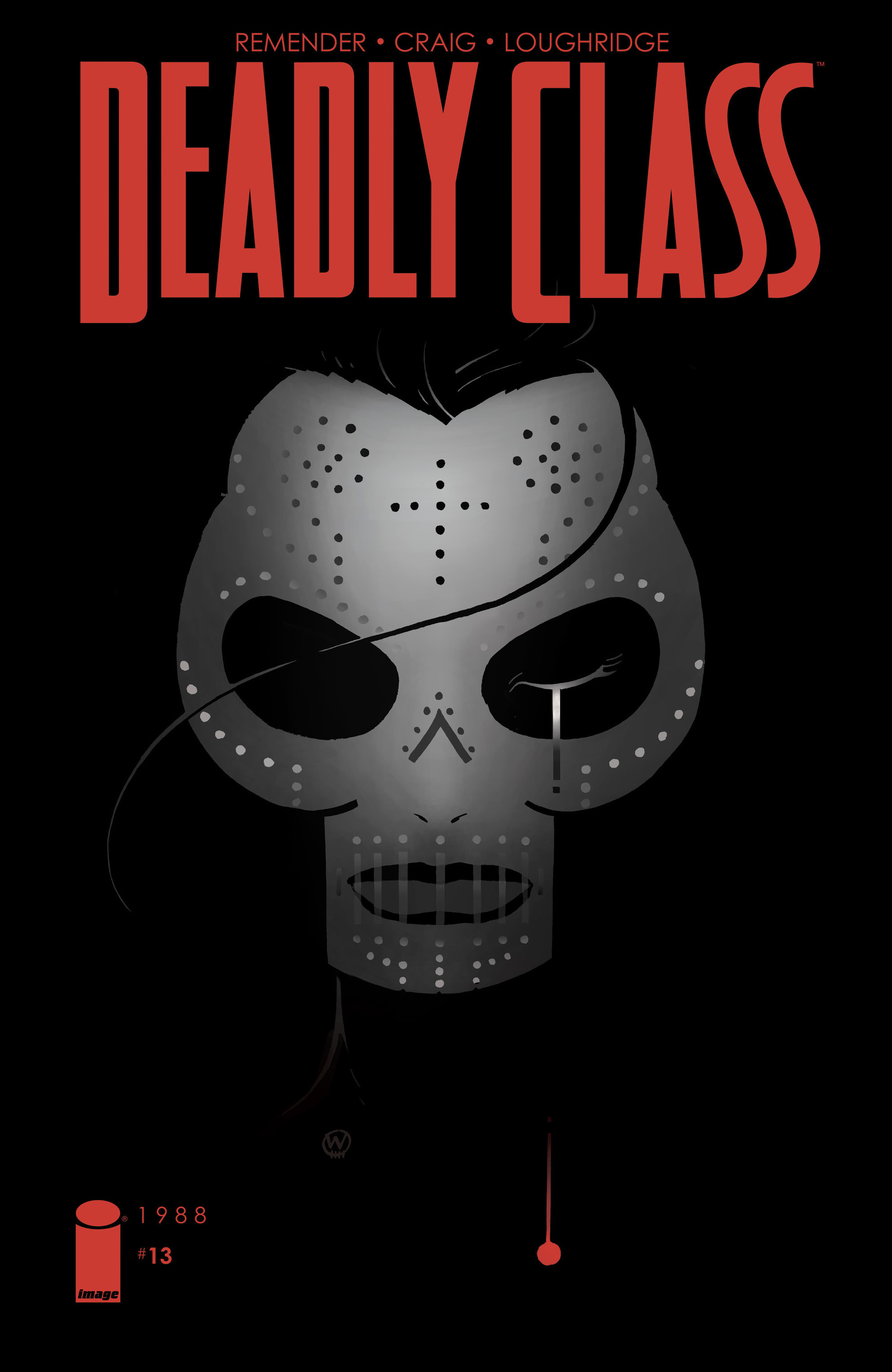 Deadly Class 13 Page 1