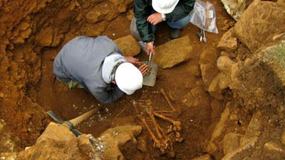 UK dig reveals 'sizeable' amount of Iron Age artefacts