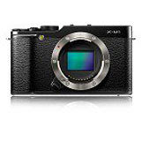 FUJIFILM DIGITAL CAMERA X M1 BODY BLACK