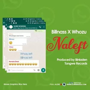 Download Audio | BilNass x Whozu - Naleft