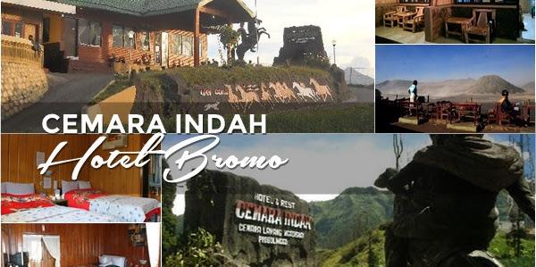Hotel Cemara Indah Bromo, Hotel Strategis dengan Rasa Wah