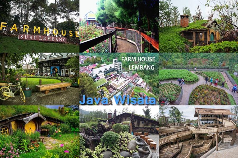 Farm House Wisata Di Lembang