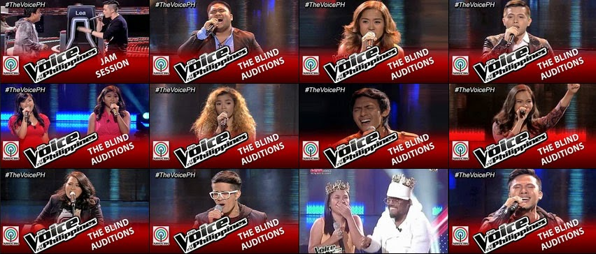 The Voice of the Philippines Season 2 November 29 - 30, 2014 Episode
