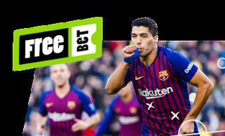 VivelaSuerte promocion liga 10 euros 3-5 noviembre