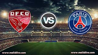 مشاهدة مباراة باريس سان جيرمان وديجون Paris saint germain Vs Dijon بث مباشر بتاريخ 17-01-2018 الدوري الفرنسي