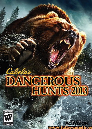 Cabela's Dangerous Hunts PC Rip