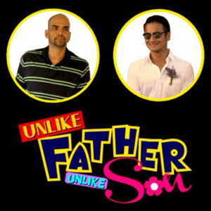 Unlike Father, Unlike Son (2016) WEBRip