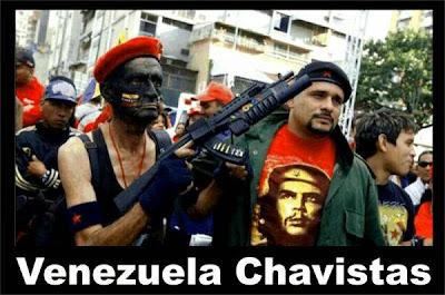 Resultado de imagen para Los colectivos asesinos chavistas
