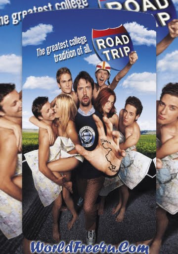 Poster Of Road Trip (2000) Full Movie Hindi Dubbed Free Download Watch Online At worldofree.co