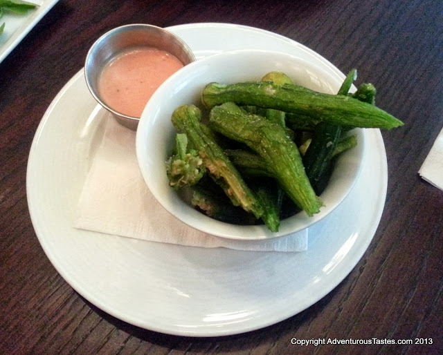Okra Chips at Article 14