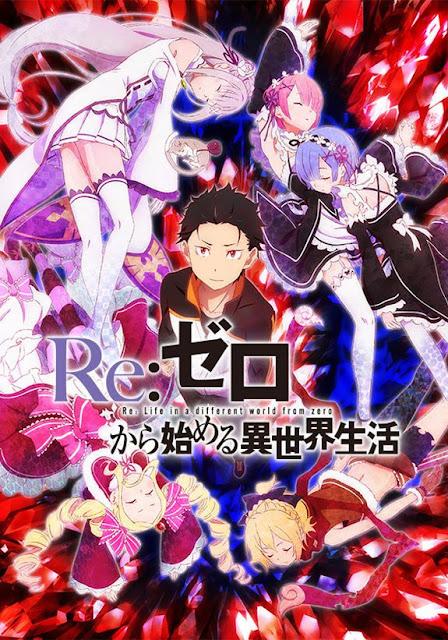 Re - Zero kara Hajimeru Isekai Seikatsu | 25/25 | HD 720p | MEGA
