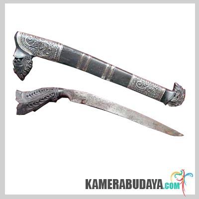 Badik Tumbuk Lada, Senjata Tradisional Dari Jambi
