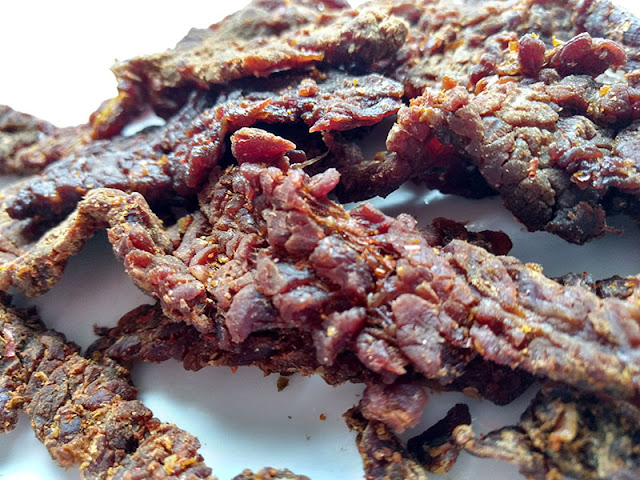 red hot chili pepper jerky
