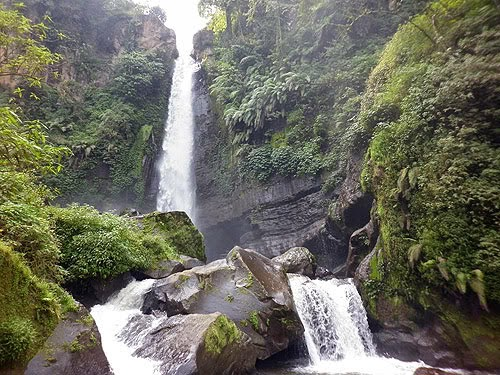 Coban Rondo Water Fall