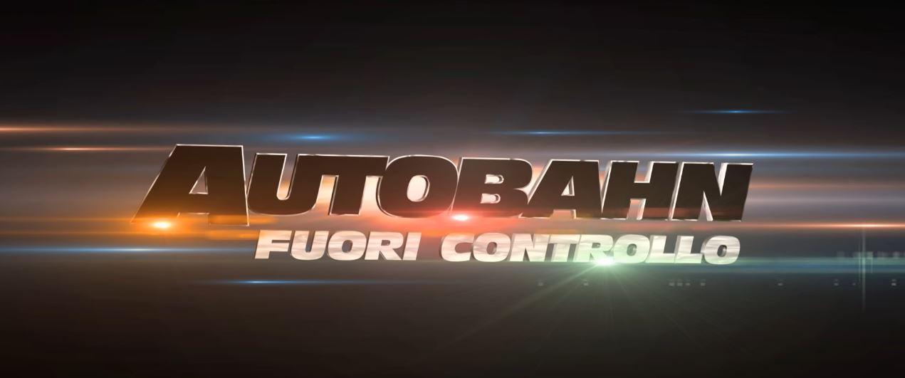 Canzone Trailer Autobahn - Fuori controllo | Pubblicità e Spot TV film