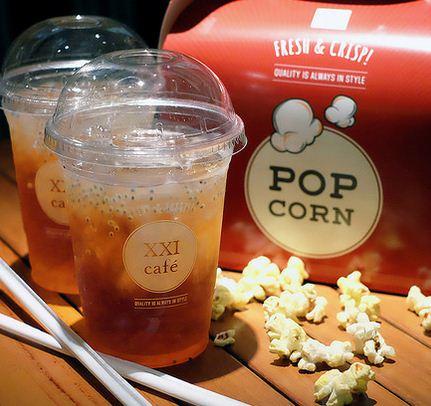 Daftar Harga Makanan Di Bioskop Xxi Harga Menu