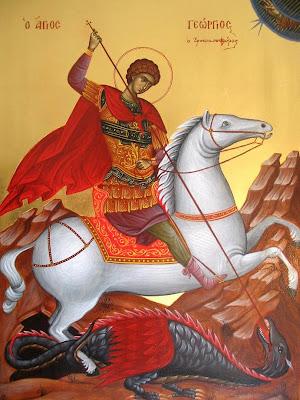 ΣΗΜΕΡΑ: Του Αγίου Γεωργίου... | Χρόνια πολλά στον Δ/ντη του LesvosPost.com