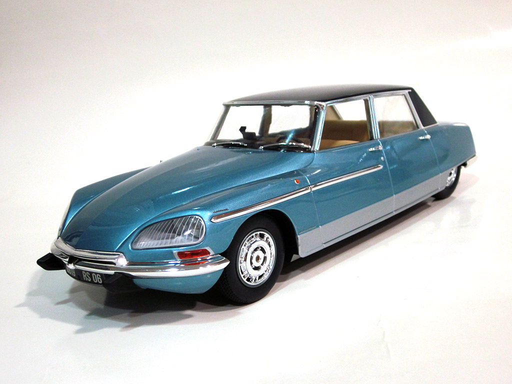 Citroën DS 21 Lorraine Injection Electronique '69 - Farrero