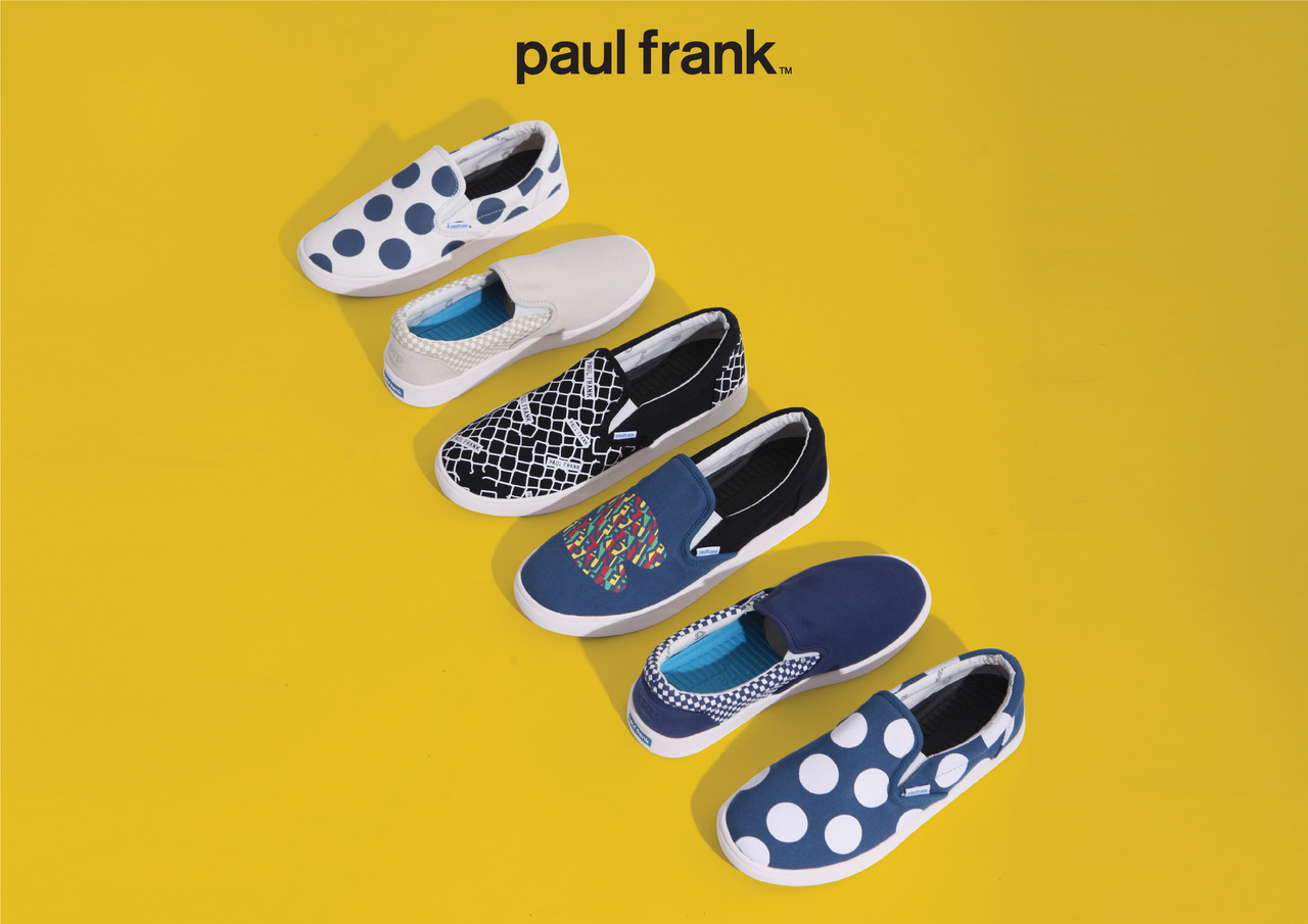 Paul Frank New Slip On 5