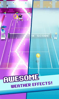 Download Mod Hack One Tap Tennis
