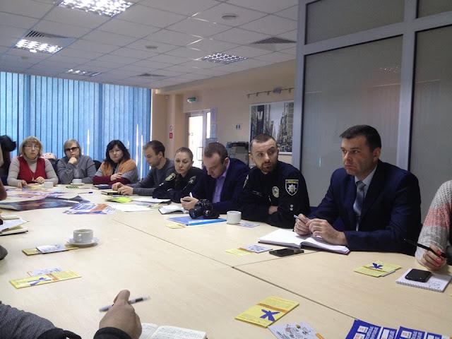 31 січня відбувся круглий стіл з питань торгівлі дітьми
