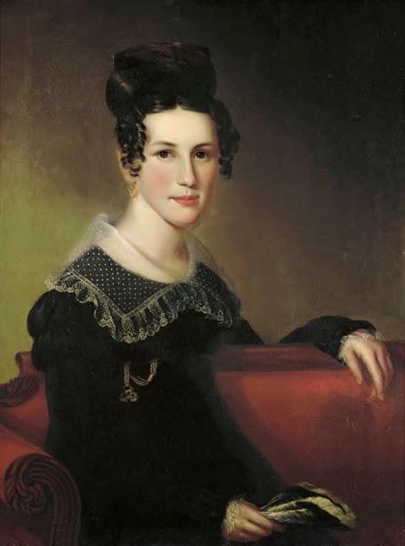 Anna Maria Smyth (1821), Sarah Miriam Peale