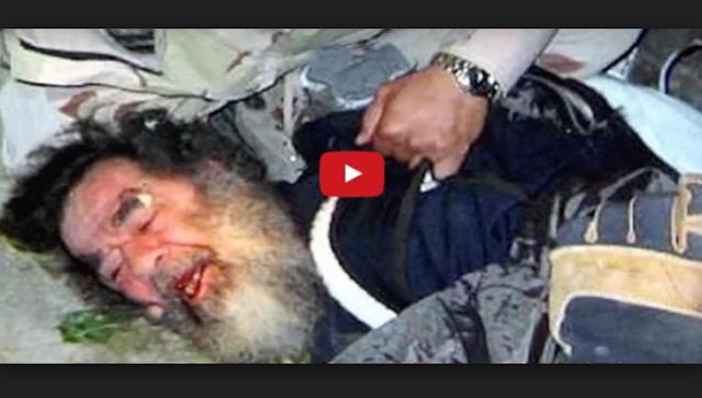 الحقيقة ضهرت بعد أخفائها لمدة طويلة الرجل الذي أخفى صدام حسين يخرج عن صمته ويكشف الحقيقة الصادمة