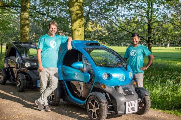 Новый подход к разработке прототипа робота-водителя: всё делаем проще!